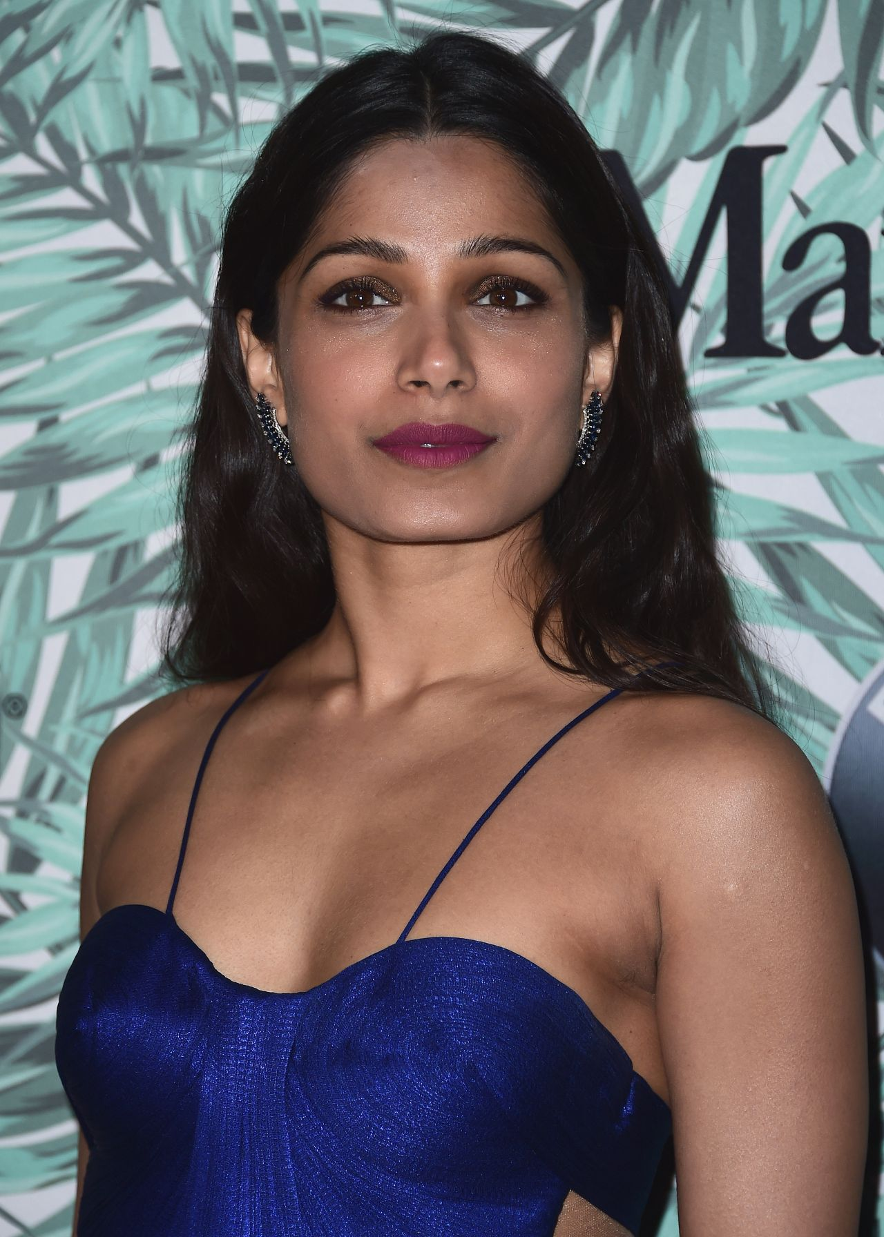 Freida Pinto - Woman in Film Cocktail Party in Los Angeles ... Freida Pinto