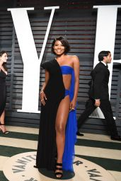 Gabrielle Union at Vanity Fair Oscar 2017 Party in Los Angeles