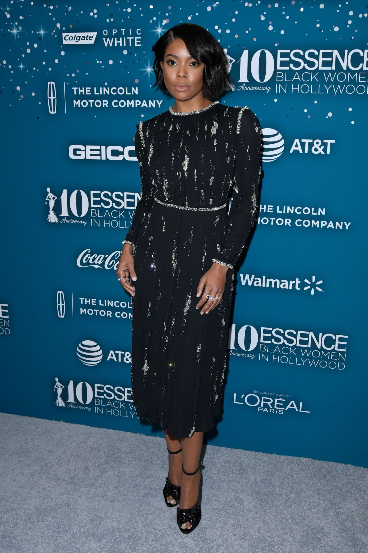 Gabrielle Union Essence Black Women In Hollywood Awards