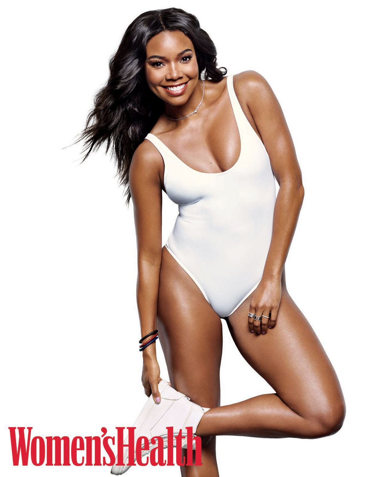 Gabrielle Union Women S Health Us March 2017
