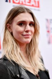 Gaia Weiss - Film is GREAT Reception in Los Angeles 2/24/ 2017