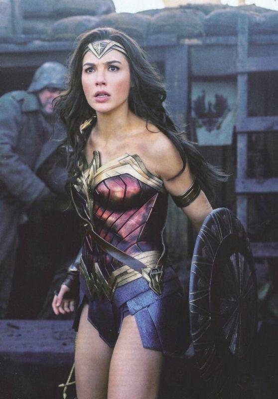 Gal Gadot – Wonder Woman (2017) Posters and Photos
