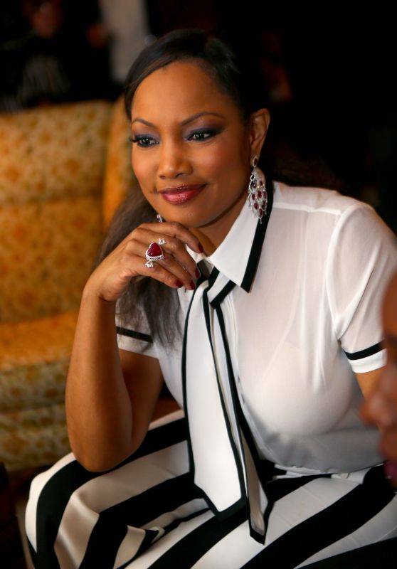 Garcelle Beauvais – Gemfields Oscars Cocktail Party in Los Angeles, February 2017