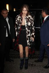 Gigi Hadid - Out in Milan, Italy 2/22/ 2017
