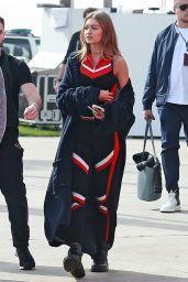 Gigi Hadid - TommyLand Tommy Hilfiger Spring 2017 Fashion Show in Venice, CA 2/8/ 2017