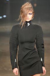 Gigi Hadid - VERSUS Fashion Show at London Fashion Week 2/18/ 2017