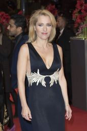 Gillian Anderson on Red Carpet-