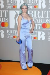Grace Chatto – The Brit Awards at O2 Arena in London 2/22/ 2017