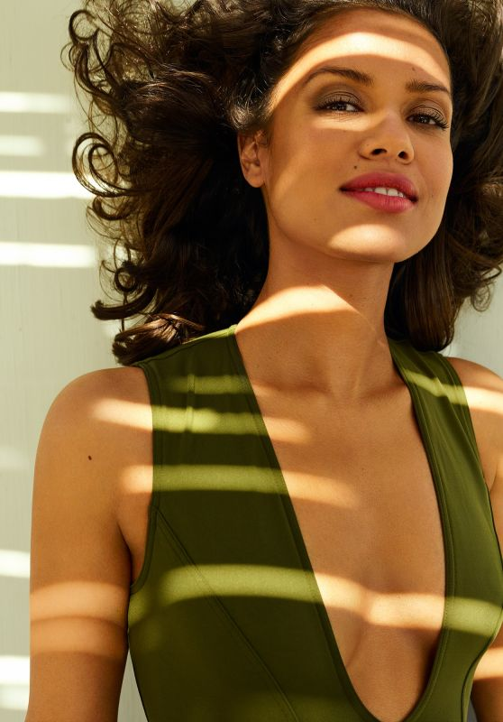 Gugu Mbatha-Raw - GQ Magazine March 2017 Photos
