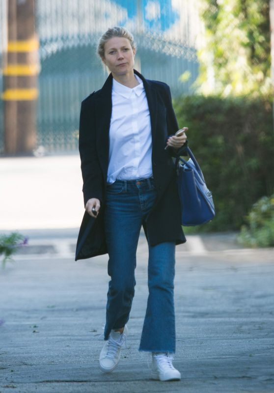 Gwyneth Paltrow - Out in Los Angeles 2/24/ 2017