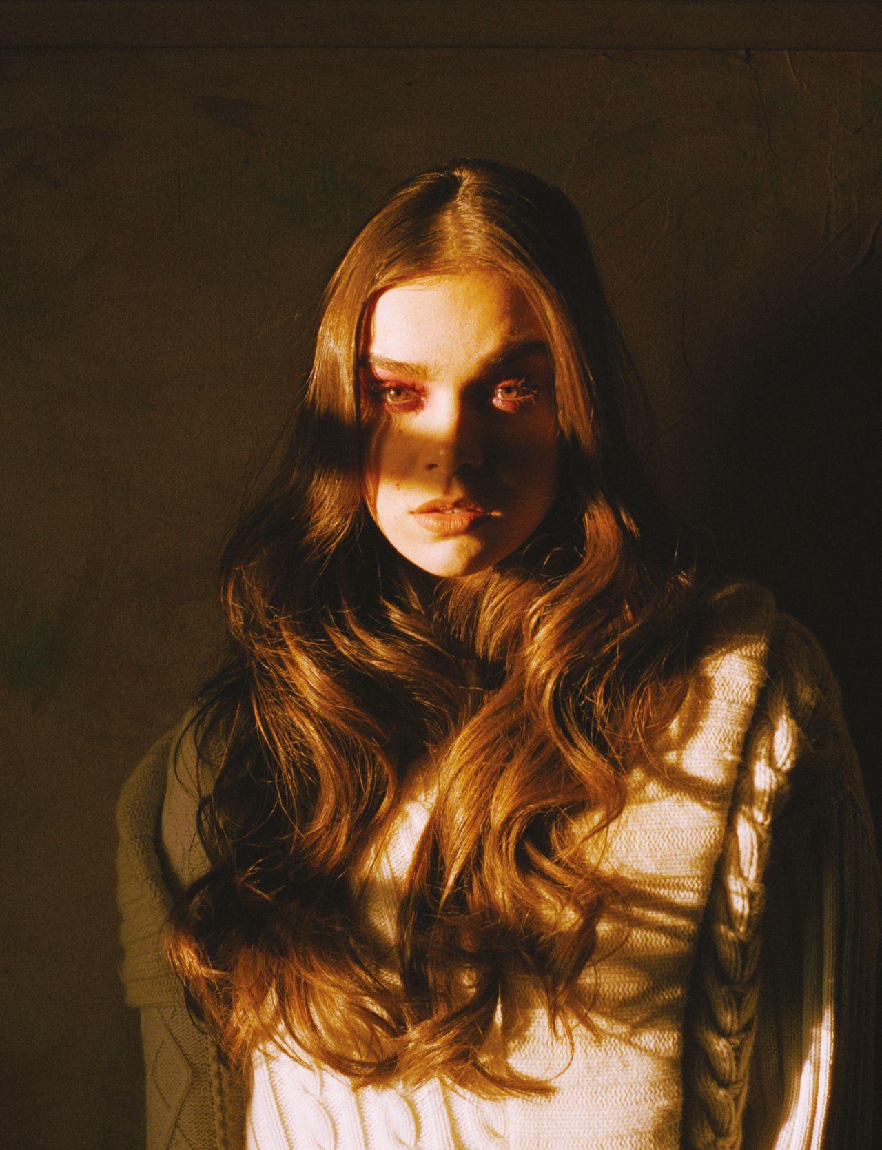 Hailee Steinfeld - Kendall Jenner for Love Magazine #17, Spring/Summer 2017