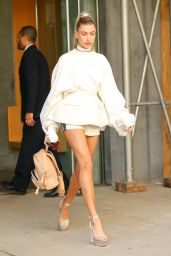 Hailey Baldwin – Yeezy Fashion Show at NYFW in new York 2/15/ 2017