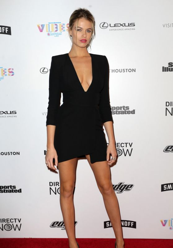 Hailey Clauson – VIBES By SI Swimsuit 2017 Launch in Houston 2/17/ 2017