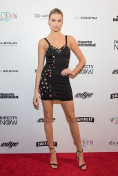 Hailey Clauson – VIBES By SI Swimsuit Launch Festival in Houston 2/18/ 2017 – Day 2