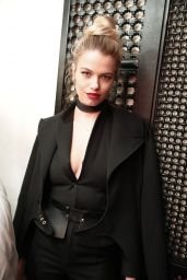 Hailey Clauson – W Magazine Celebrates the Relaunch of Fiorucci in NYC 2/10/ 2017