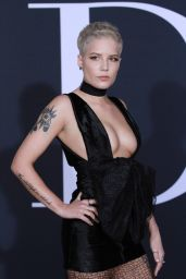 Halsey – 'Fifty Shades Darker' Premiere in Los Angeles 2/2/ 2017