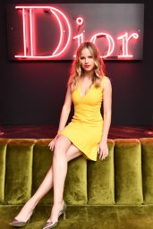 Halston Sage – Dior Party at Delilah in West Hollywood 2/8/ 2017