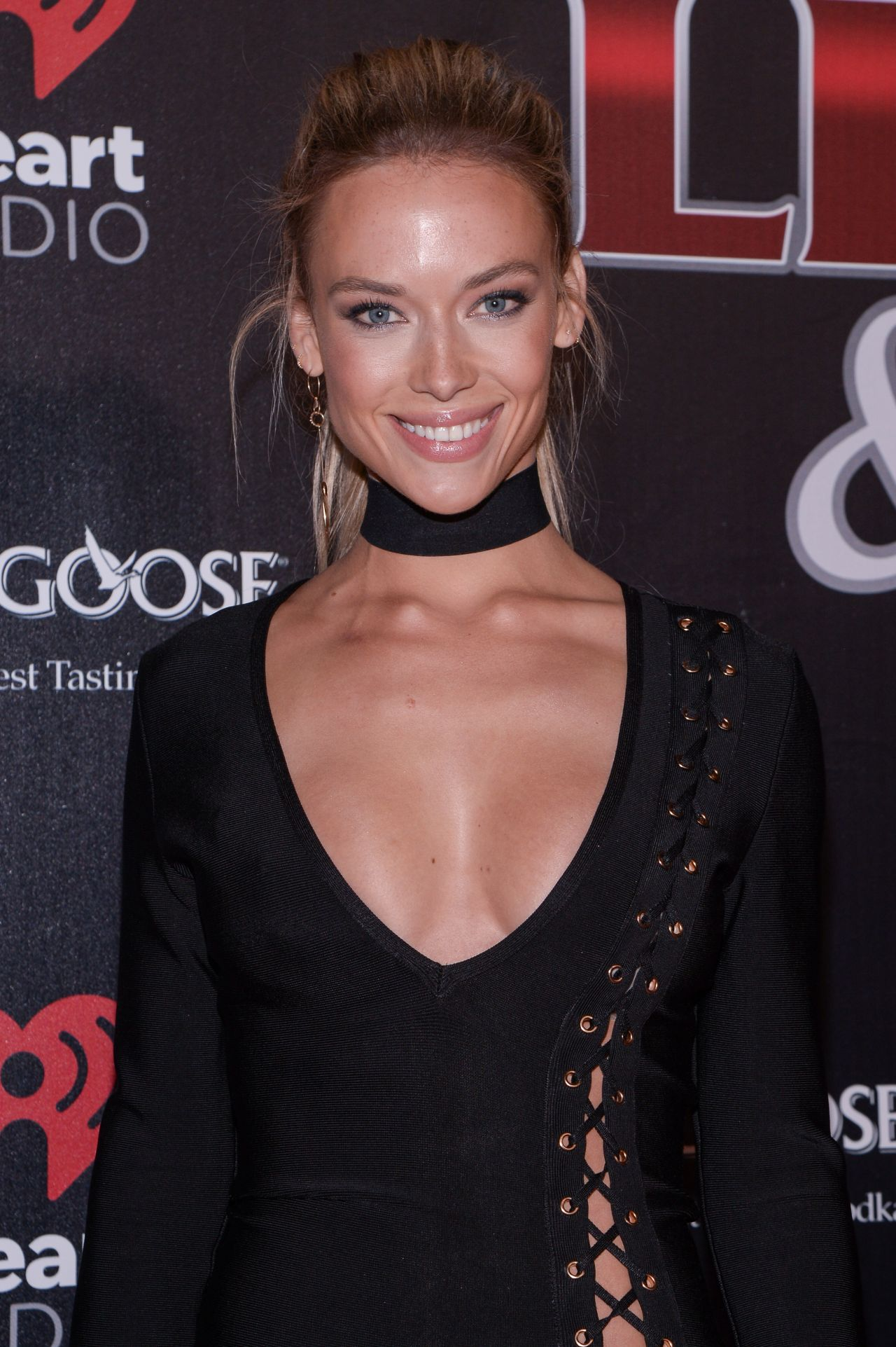 Hannah Ferguson Leather Amp Laces At Hughes Manor In