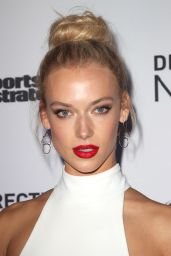 Hannah Ferguson – SI Swimsuit Edition Launch Event in New York City 2/16/ 2017