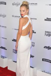 Hannah Ferguson – SI Swimsuit Edition Launch Event in NYC 2/16/ 2017 Part II