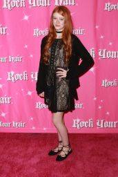 Hannah McCloud – Rock Your Hair Presents 'Valentine's Rocks' in LA 2/11/ 2017