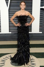 Heidi Klum at Vanity Fair Oscar 2017 Party in Los Angeles