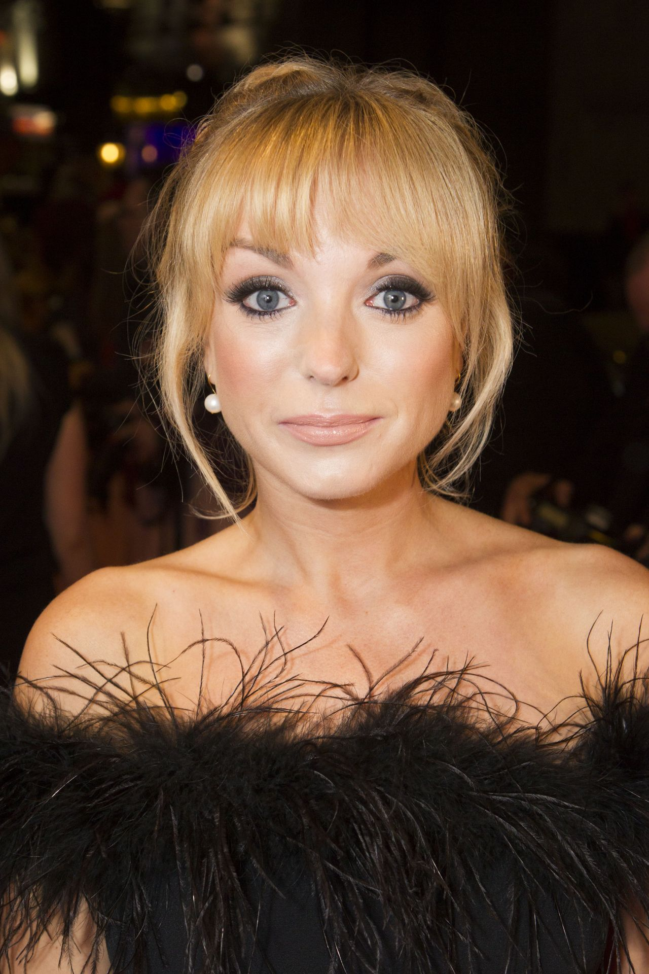 Helen George 17th Annual Whatsonstage Awards In London 2