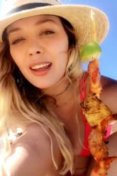 Hilary Duff - Social Media Pics, 2/3/ 2017