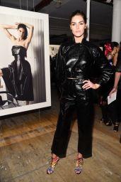 Hilary Rhoda – Zac Posen Presentation at New York Fashion Week 2/4/ 2017