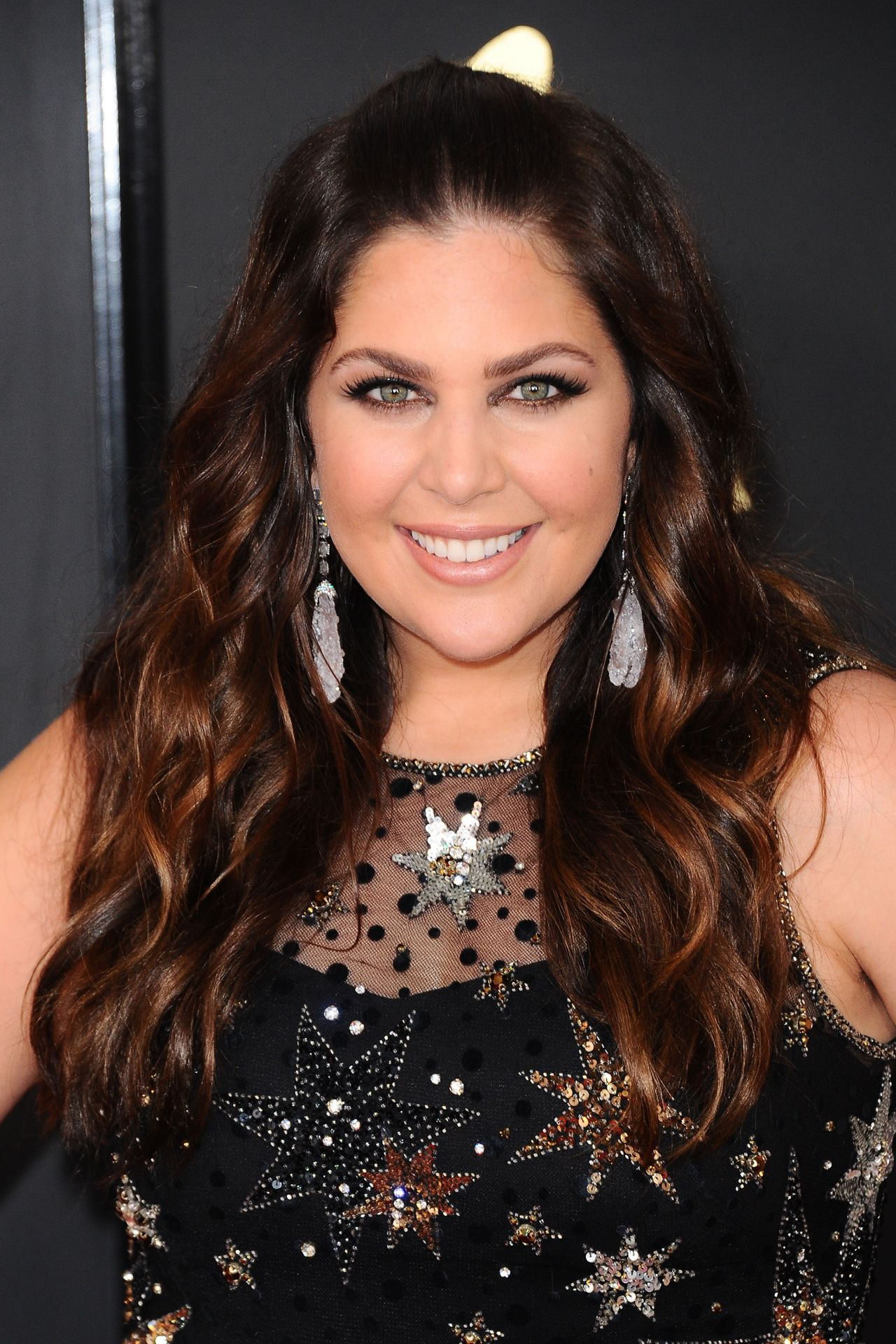 Hillary Scott on Red Carpet – GRAMMY Awards in Los Angeles ... Hillary Scott