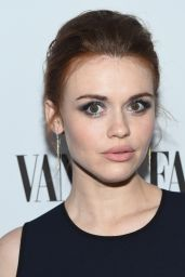 Holland Roden – Vanity Fair and L'Oreal Paris Toast to Young Hollywood in West Hollywood 2/21/ 2017