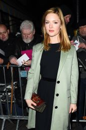 Holliday Grainger – Harvey Weinstein Pre BAFTAs Dinner in London, UK 2/10/ 2017