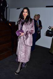 Huma Abedin Arrives at Prabal Gurung Fashion Show in New York 2/12/ 2017