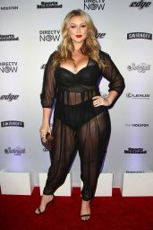 Hunter McGrady – SI Swimsuit Edition Launch Event in New York City 2/16/ 2017