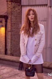 Hyuna - Singles Magazine February 2017 Issue