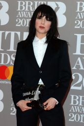 Imelda May – The Brit Awards at O2 Arena in London 2/22/ 2017