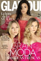 Immy Waterhouse, Ella Richards, Cora Corre - Glamour Magazine Spain March 2017 Issue and Photos