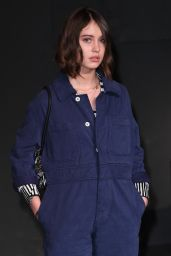 Iris Law at London Fashion Week - Burberry Show 2/20/ 2017