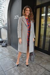 Iris Mittenaere (Miss Universe) - Arrives to Fox 5 Good Day New York Studios 2/7/ 2017