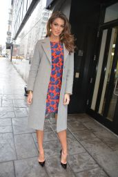 Iris Mittenaere (Miss Universe) - Arrives to Fox 5 Good Day New York Studios 2/7/ 2017
