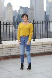 Isabela Moner - Photoshoot at Black Tap Midtown in New York City 2/22/ 2017