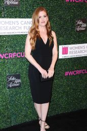 Isla Fisher – Women's Cancer Research Fund Hosts 'An Unforgettable Evening' in LA 2/16/ 2017