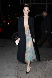Jaime King – Dior Party at Delilah in West Hollywood 2/8/ 2017