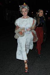 Jaime Winstone at Fabric in London 2/20/ 2017