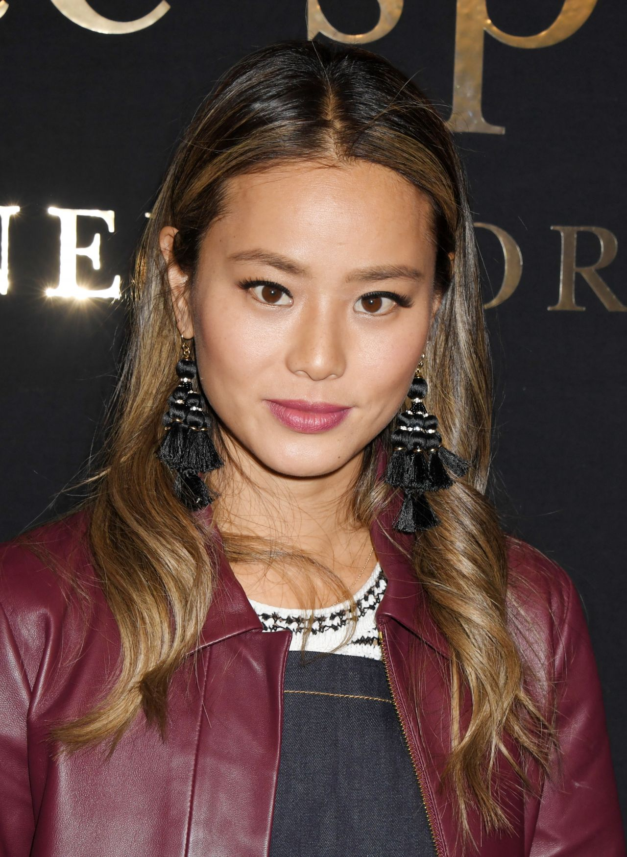 Jamie Chung Kate Spade Presentation At Nyfw In New York