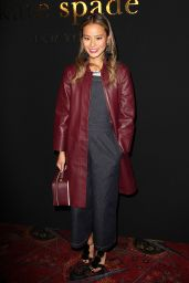 Jamie Chung – Kate Spade Presentation at NYFW in New York 2/10/ 2017