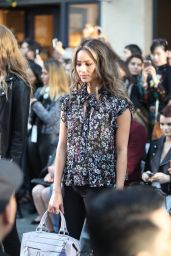 Jamie Chung – Rebecca Minkoff Fashion Show in Los Angeles 2/4/ 2017