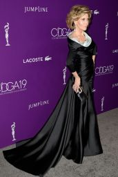 Jane Fonda - Costume Designers Guild Awards in Beverly Hills 2/21/ 2017