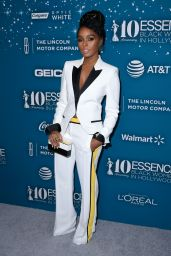 Janelle Monae - Essence Black Women in Hollywood Awards in Los Angeles 2/23/ 2017