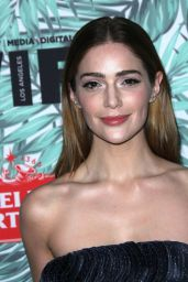 Janet Montgomery – Woman in Film Cocktail Party in Los Angeles 2/24/ 2017